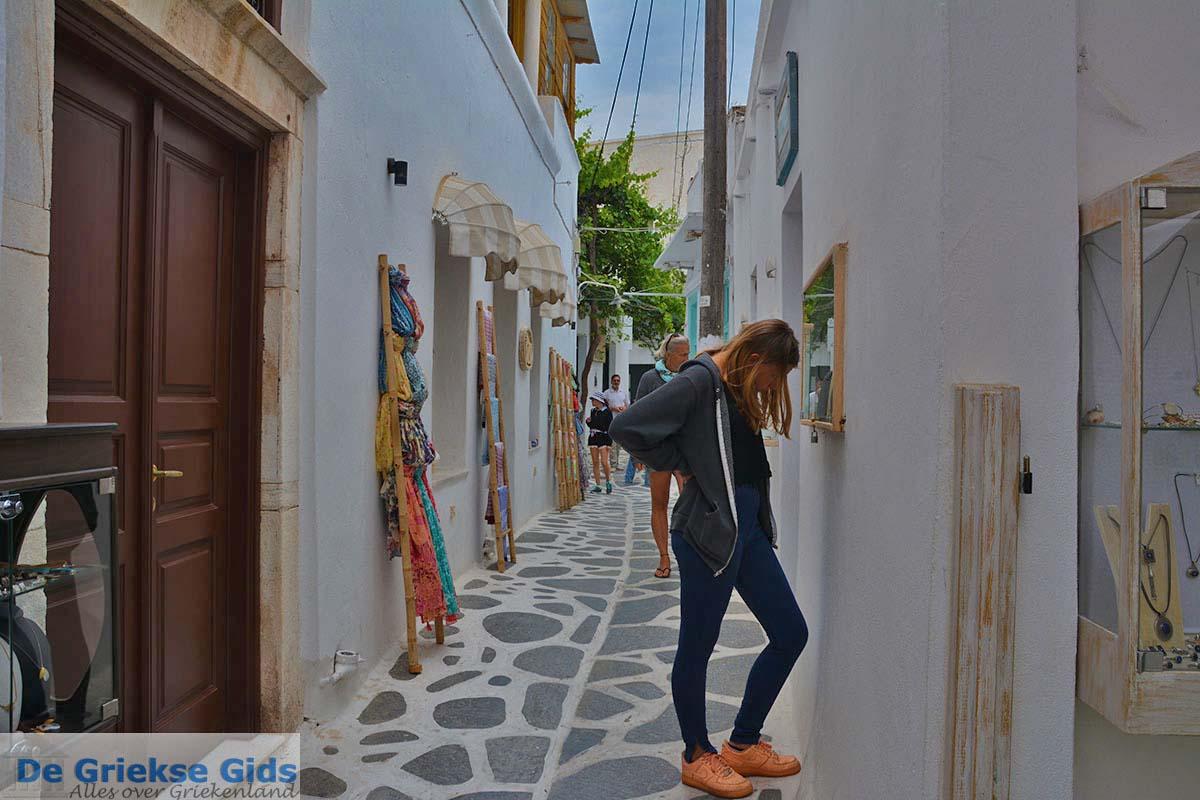foto Naxos stad - Cycladen Griekenland - nr 75