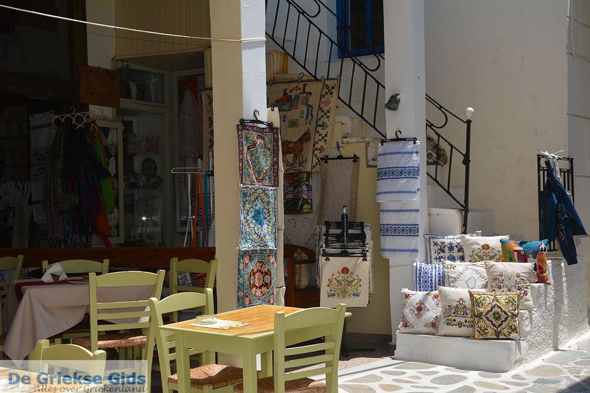 foto Naxos stad - Cycladen Griekenland - nr 84