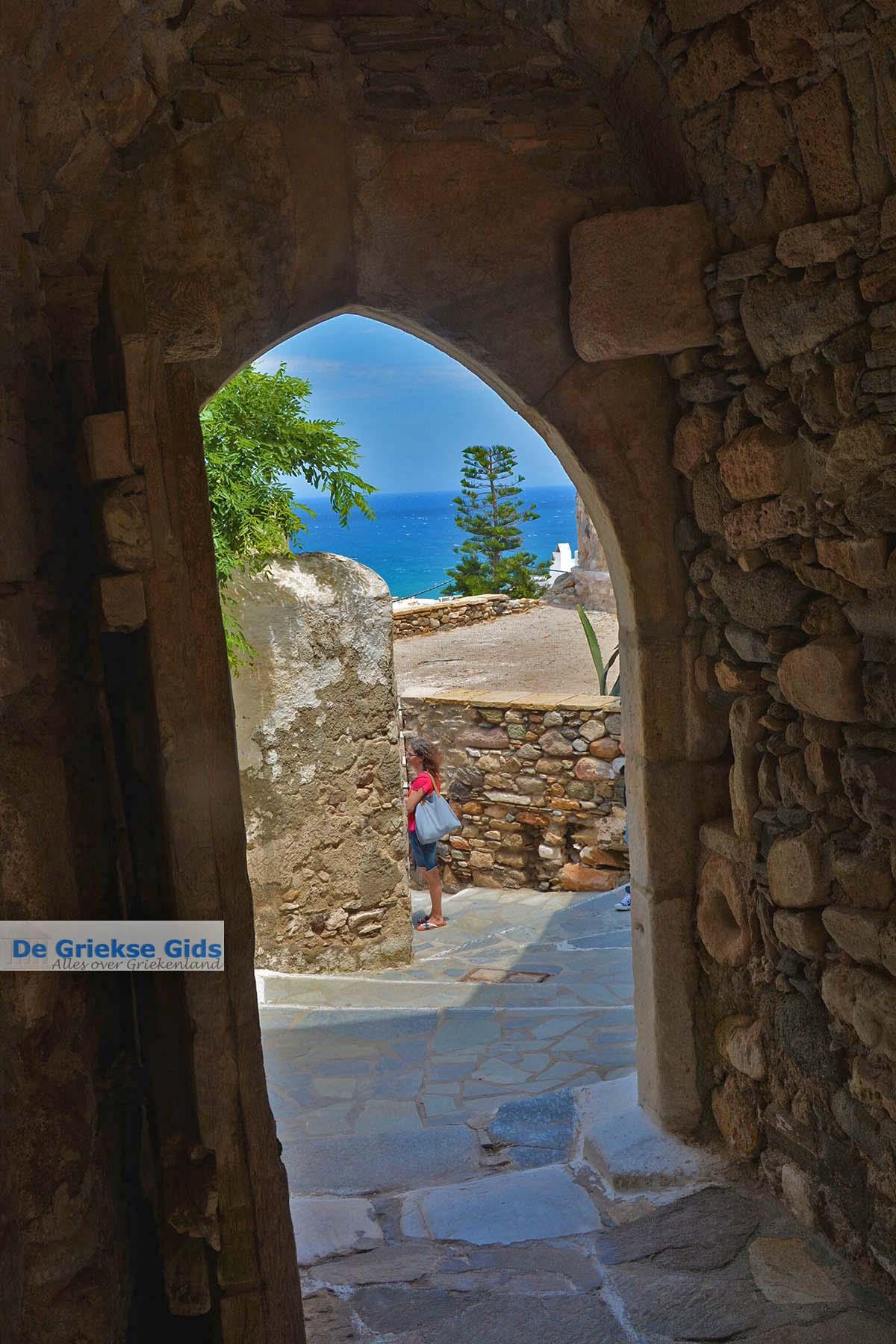 foto Naxos stad - Cycladen Griekenland - nr 103