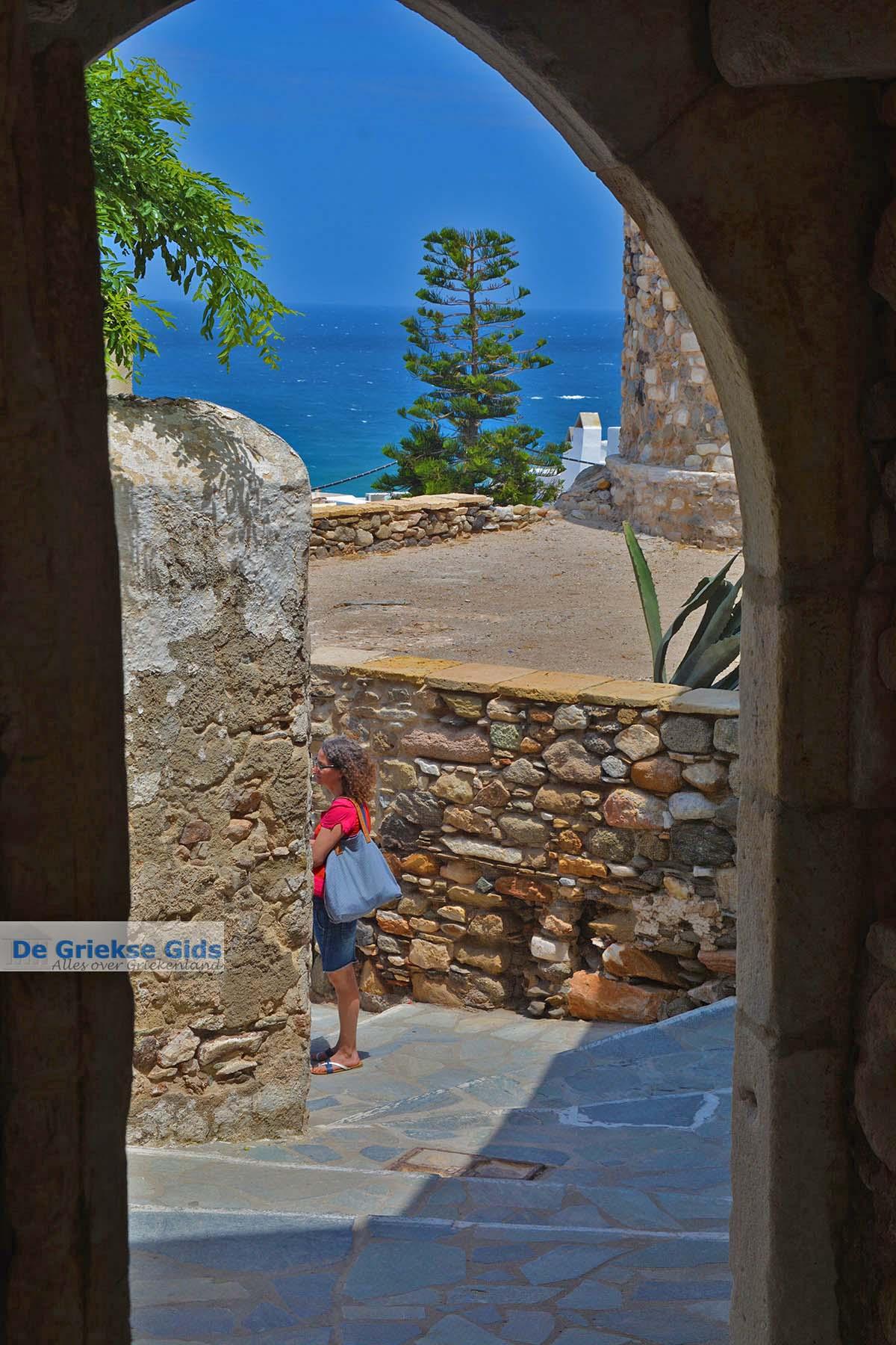 foto Naxos stad - Cycladen Griekenland - nr 106
