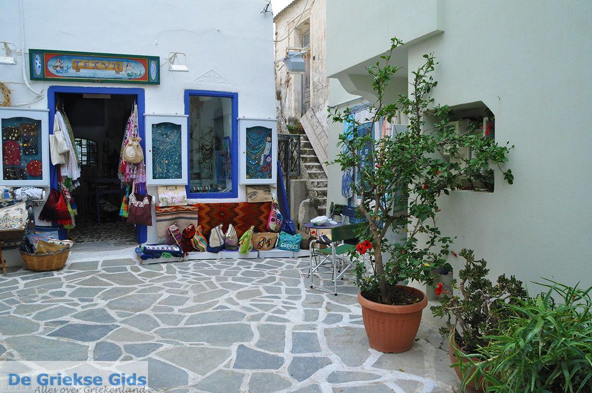 foto Naxos stad - Cycladen Griekenland - nr 137