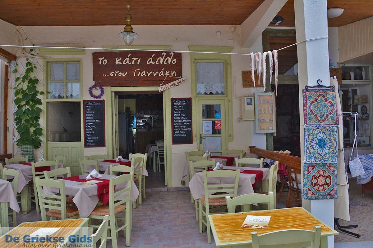 foto Naxos stad - Cycladen Griekenland - nr 143