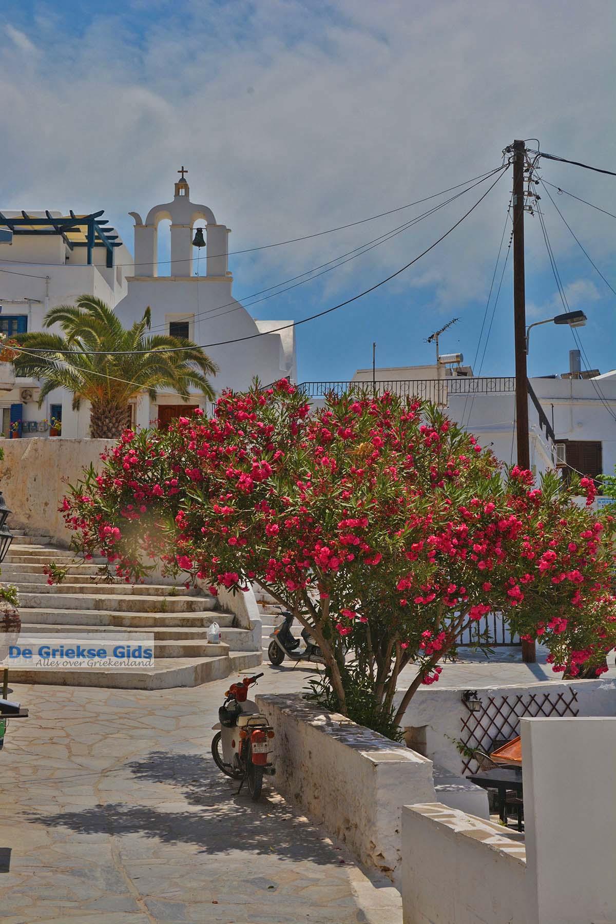 foto Naxos stad - Cycladen Griekenland - nr 148