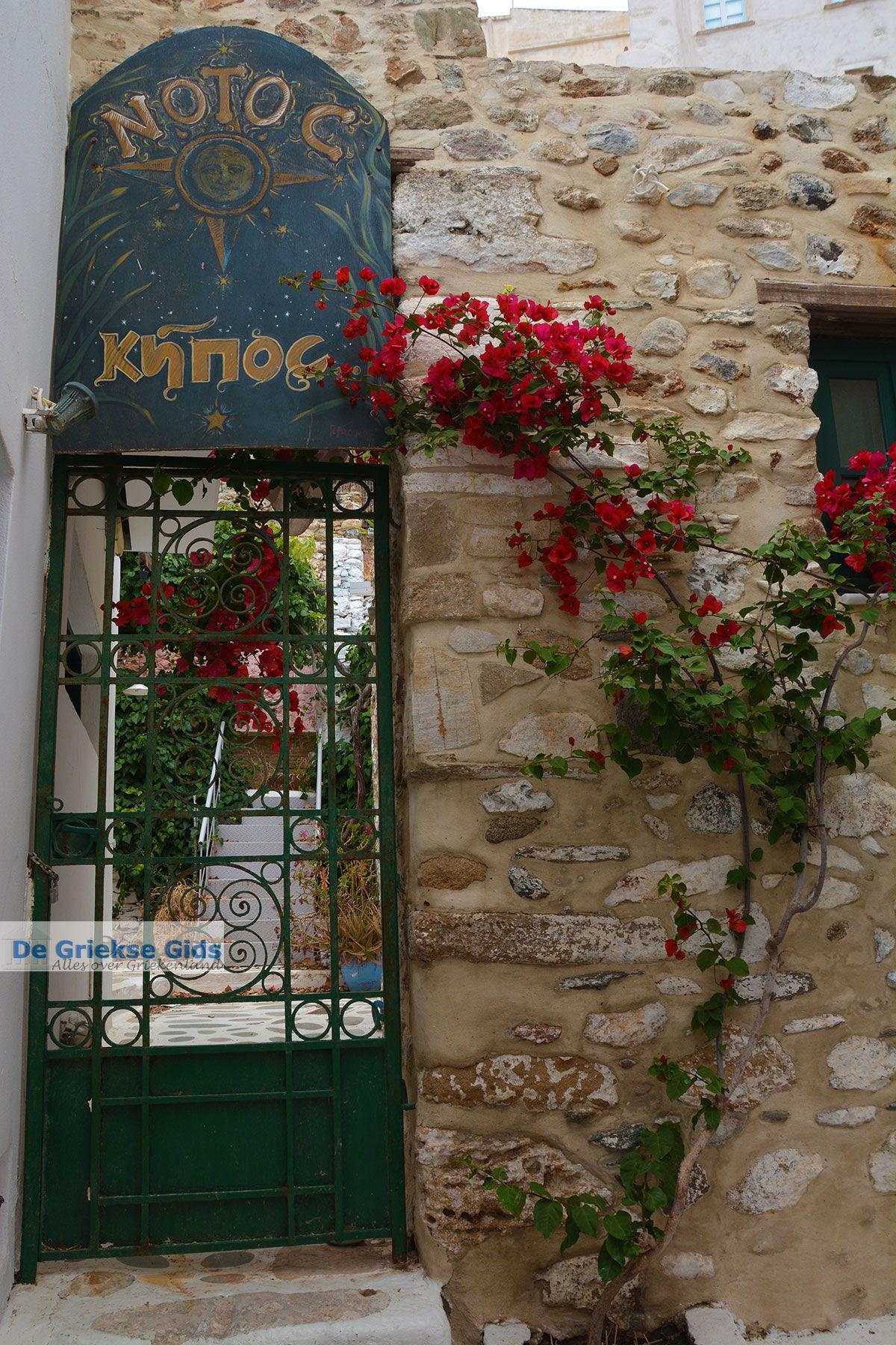 foto Naxos stad - Cycladen Griekenland - nr 153