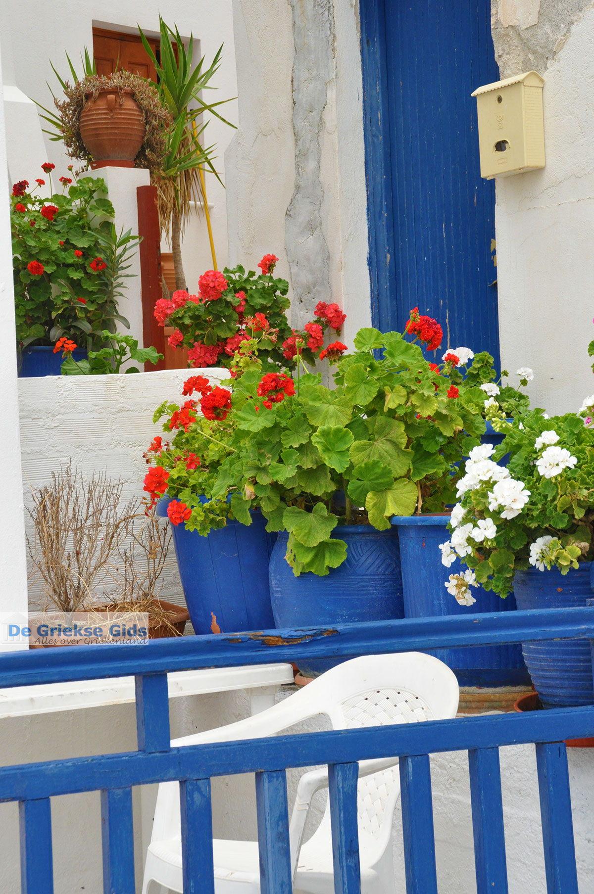 foto Naxos stad - Cycladen Griekenland - nr 214