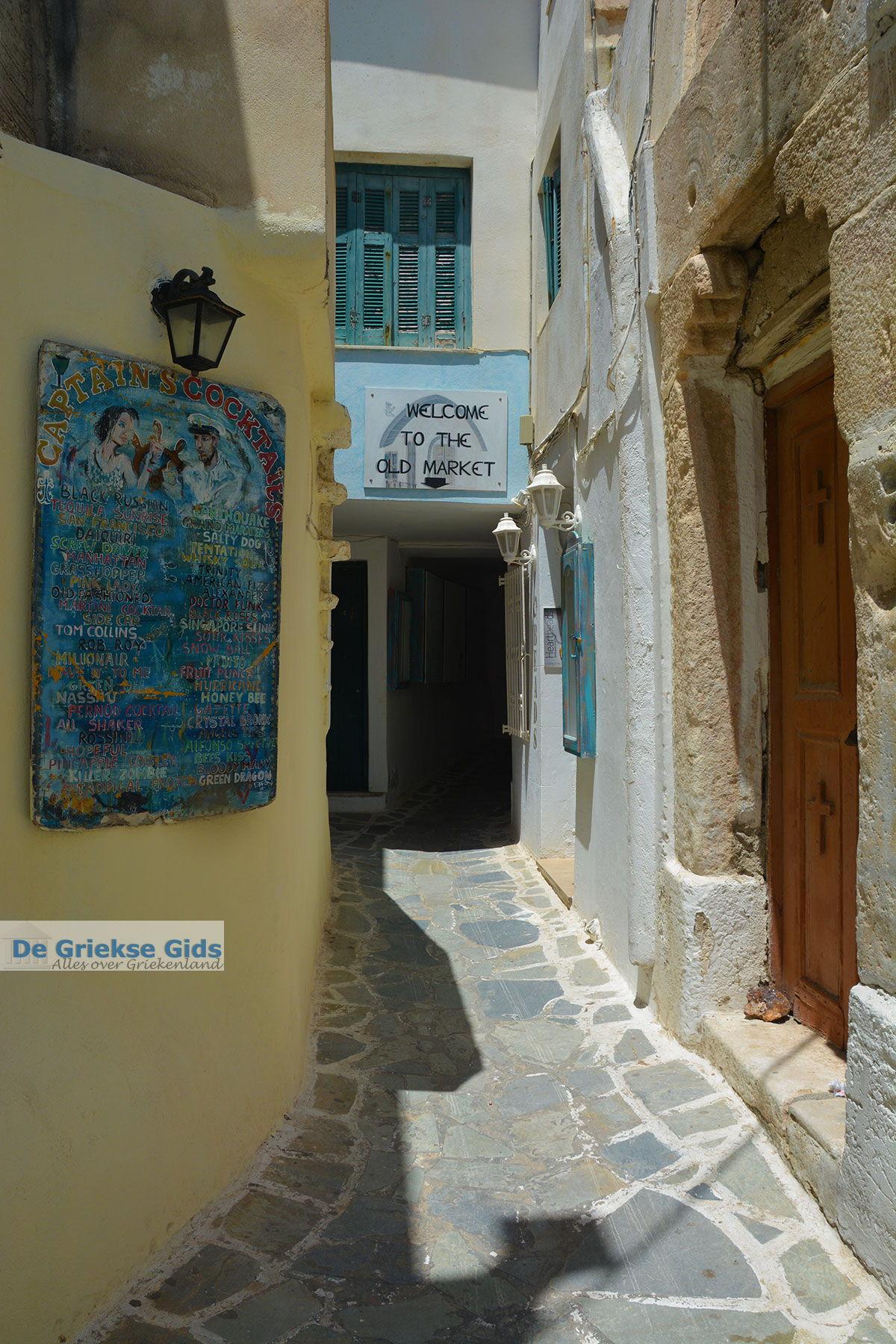 foto Naxos stad - Cycladen Griekenland - nr 226