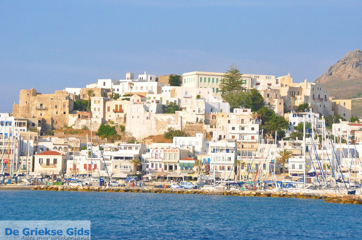 foto Naxos stad - Cycladen Griekenland - nr 255