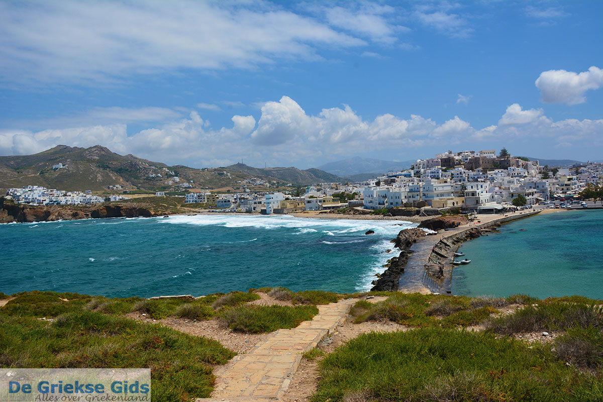 foto Naxos stad - Cycladen Griekenland - nr 312