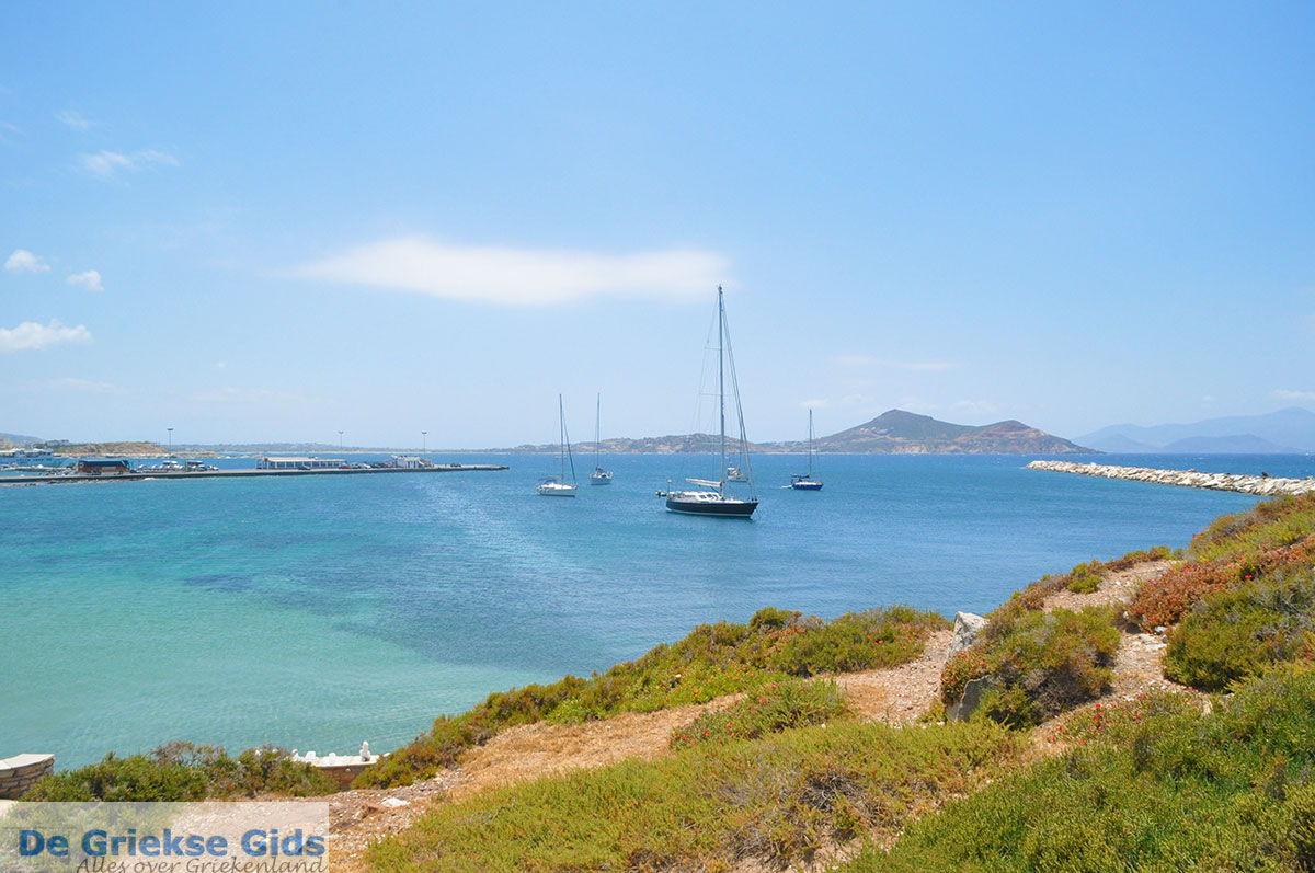 foto Naxos stad - Cycladen Griekenland - nr 327