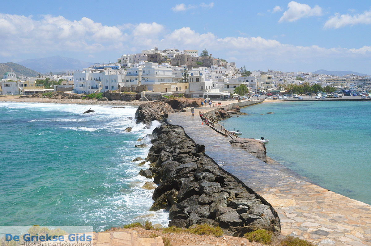 Foto S Naxos Stad Vakantiefoto S Naxos Stad Naxos