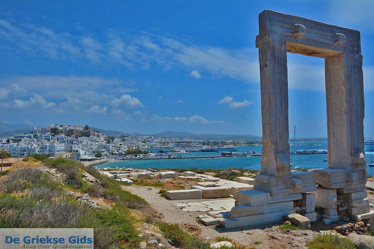 foto Naxos stad - Cycladen Griekenland - nr 335