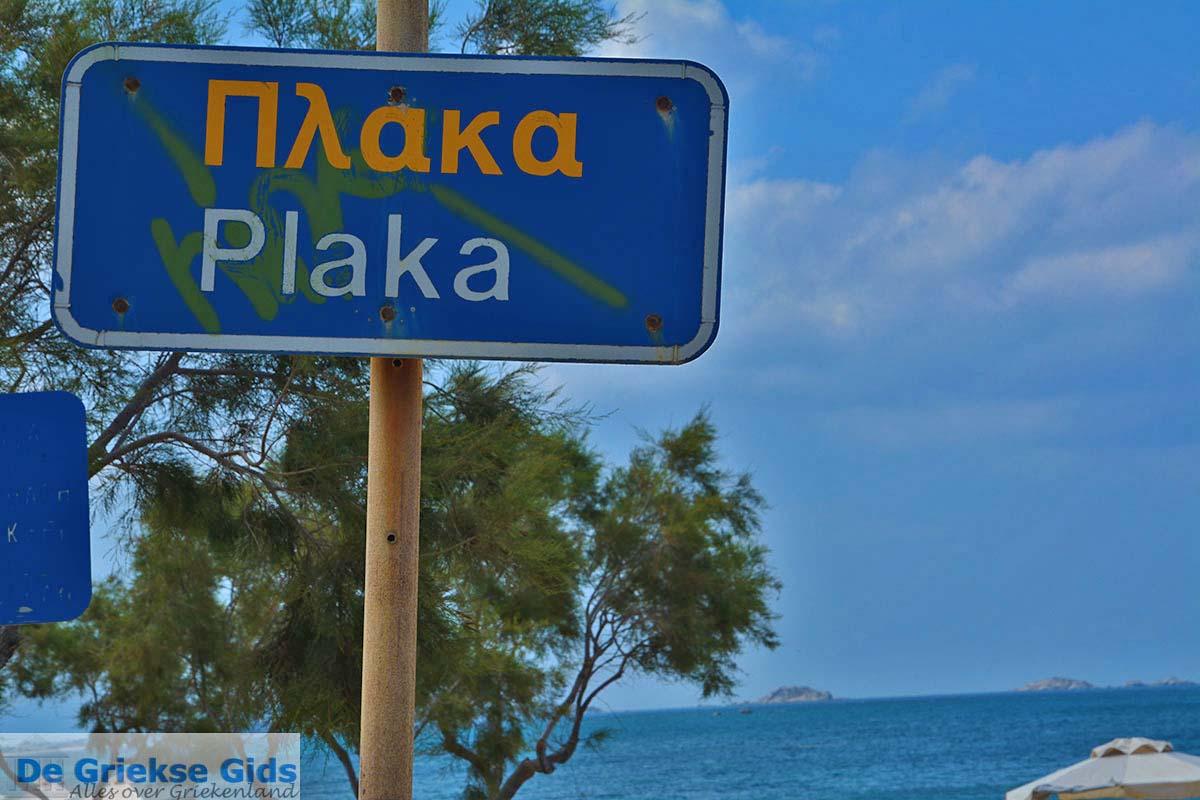 foto Plaka Naxos - Cycladen Griekenland - nr 1