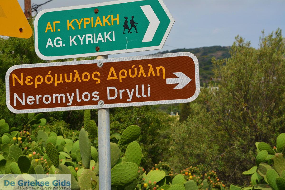 foto Potamia Naxos - Cycladen Griekenland - nr 103