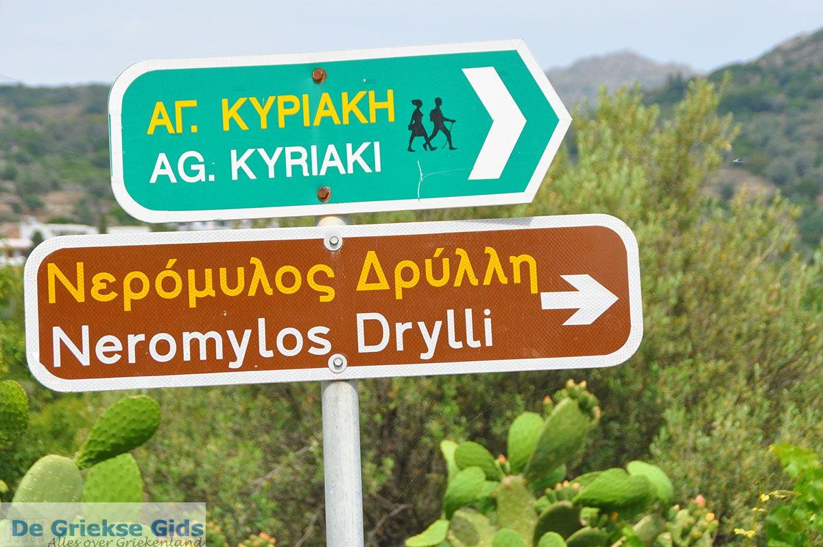 foto Potamia Naxos - Cycladen Griekenland - nr 108