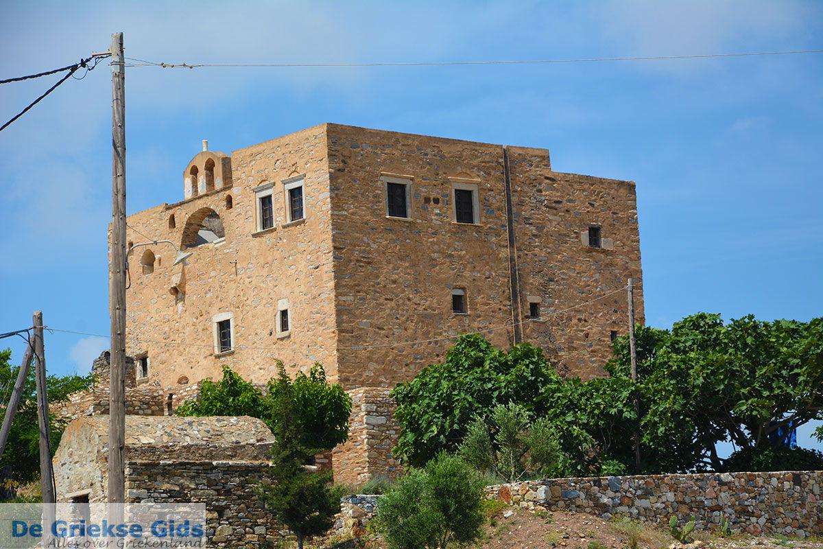 foto Tussen Chalkio en Aghiassos op Naxos - Cycladen Griekenland - nr  2