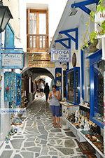 Naxos stad - Cycladen Griekenland - nr 119
