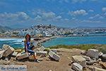 Naxos stad - Cycladen Griekenland - nr 329