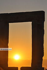 Portara Naxos stad - Cycladen Griekenland - nr 2