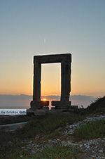 Portara Naxos stad - Cycladen Griekenland - nr 8