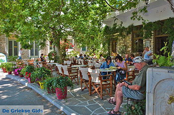 Filoti Naxos - Cycladen Griekenland- nr 37 - Foto van De Griekse Gids