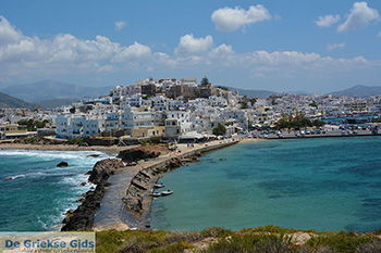 Naxos stad - Cycladen Griekenland - nr 302 - Foto van De Griekse Gids