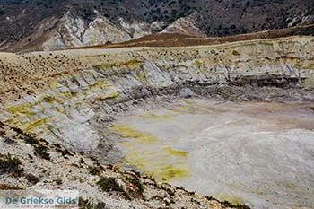 Vulkaan Nisyros - Dodecanese foto 6 - Foto van De Griekse Gids