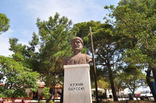 Odysseus Ithaka