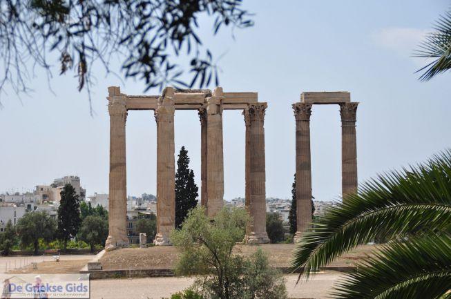 Zuus tempel Athene