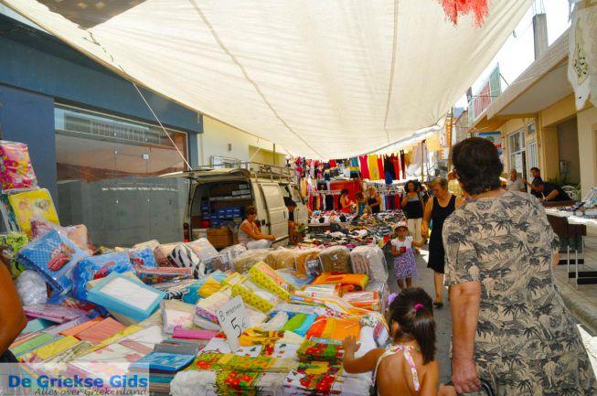 Markt Griekenland