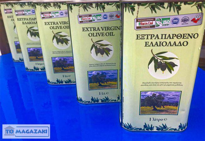 Olijfolie uit Griekenland Kreta