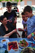 Pasen in Krioneritis | Evia Pasen | De Griekse Gids foto 2 - Foto van De Griekse Gids