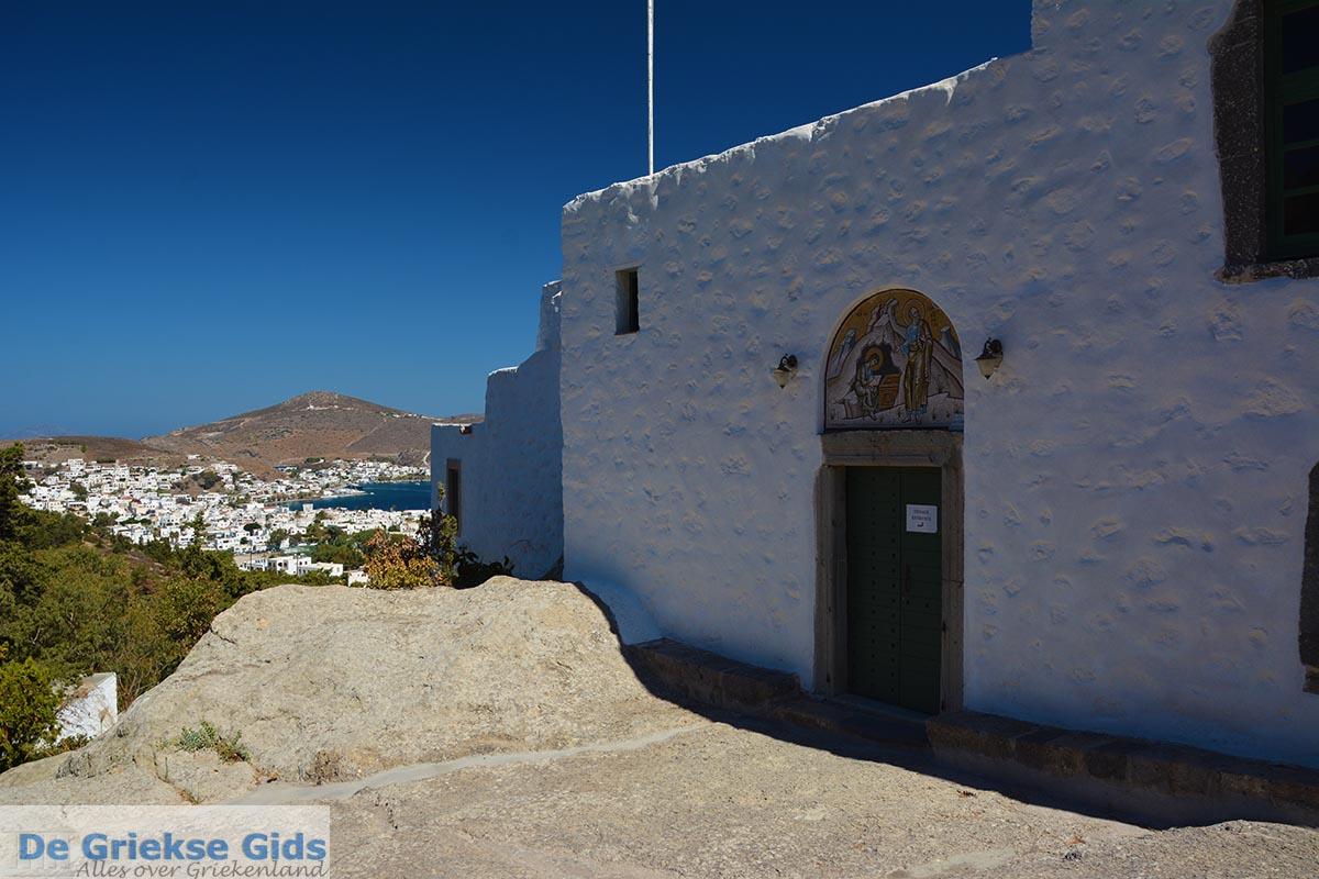 foto Chora - Eiland Patmos - Griekse Gids Foto 3