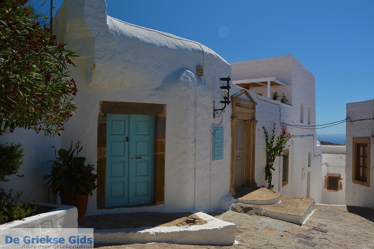 foto Chora - Eiland Patmos - Griekse Gids Foto 28