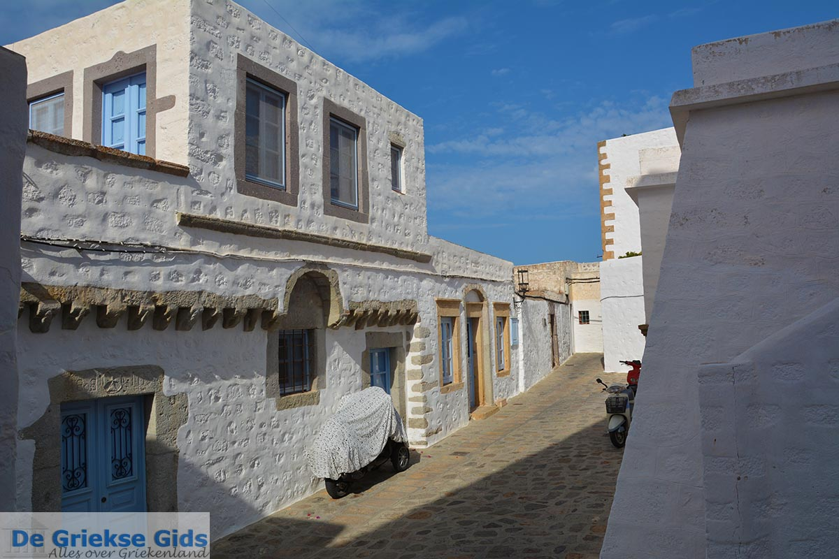 foto Chora - Eiland Patmos - Griekse Gids Foto 46