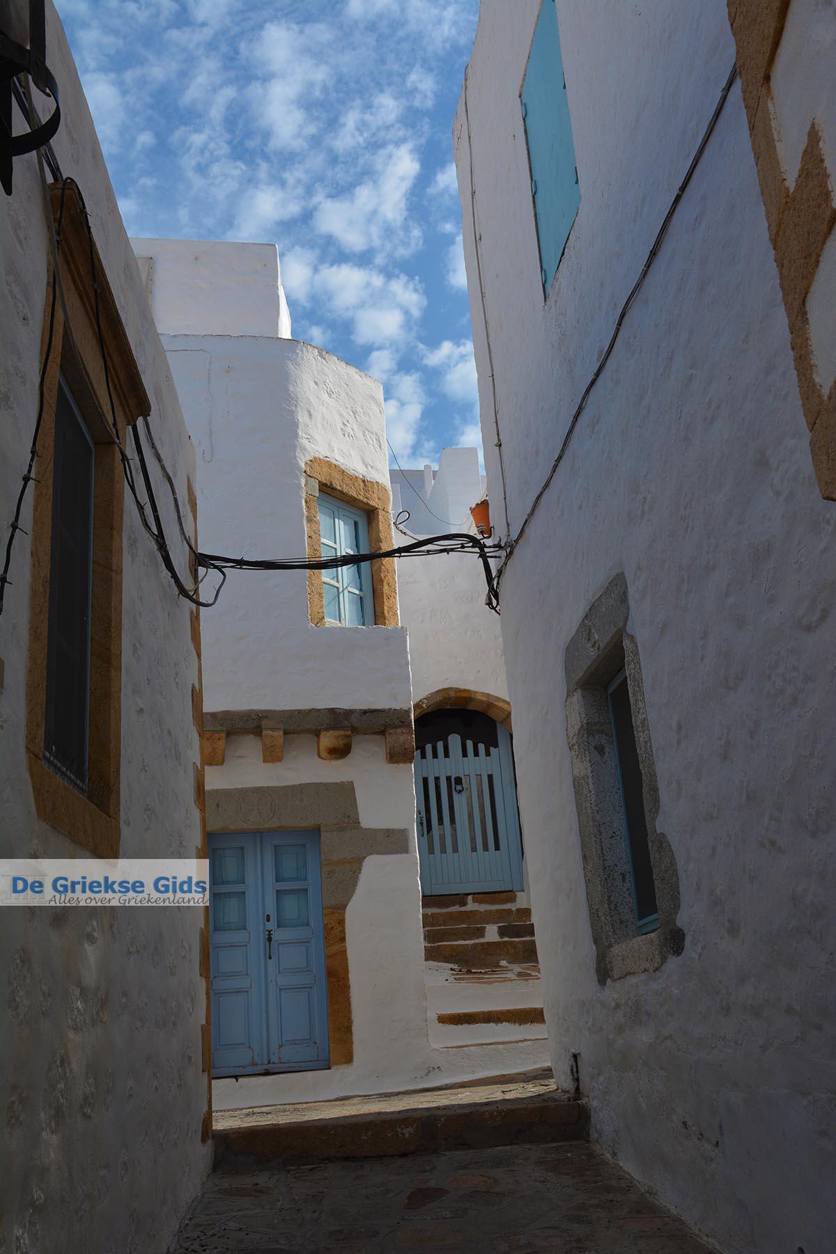foto Chora - Eiland Patmos - Griekse Gids Foto 49