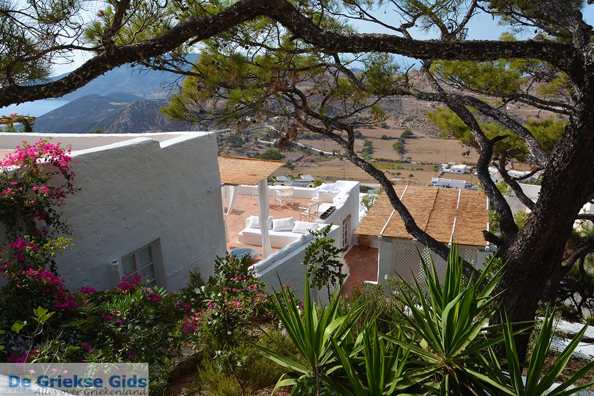 foto Chora - Eiland Patmos - Griekse Gids Foto 56