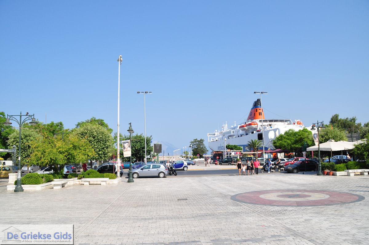 foto Aan de haven van Patras - Peloponessos - Foto 2