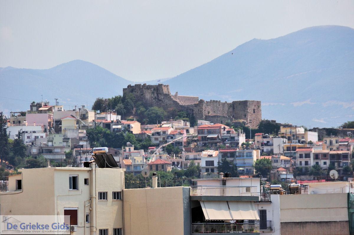 foto Het kasteel van Patras - Peloponessos