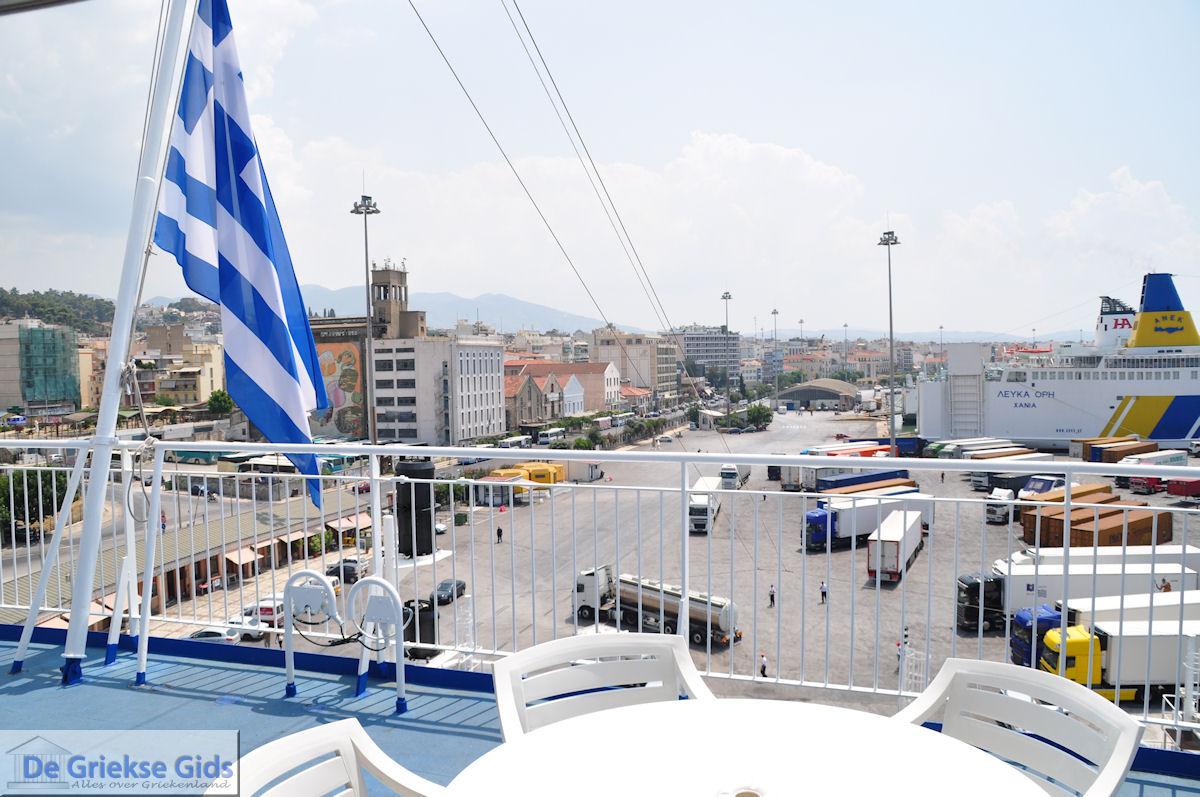 foto Aan de haven van Patras - Peloponessos - Foto 7