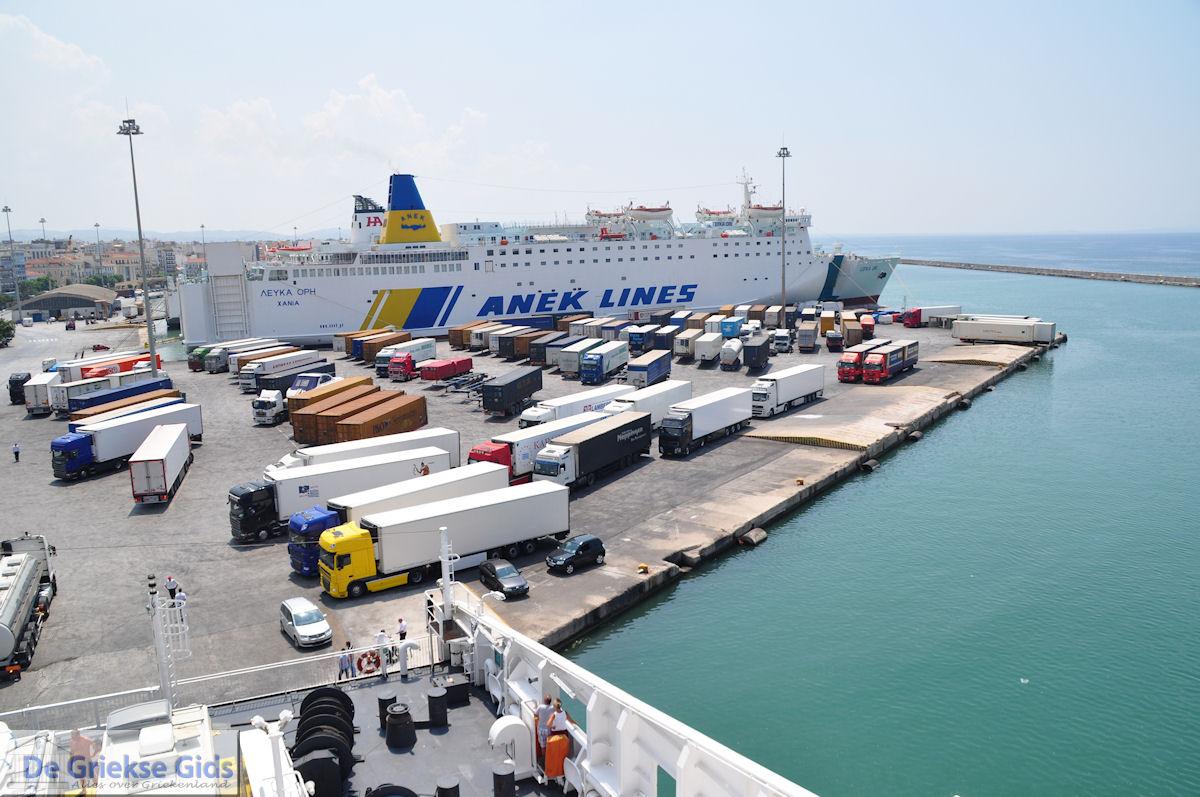 foto Aan de haven van Patras - Peloponessos - Foto 8