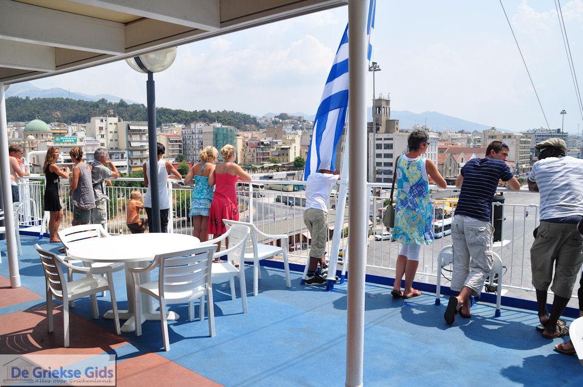 foto Aan de haven van Patras - Peloponessos - Foto 9