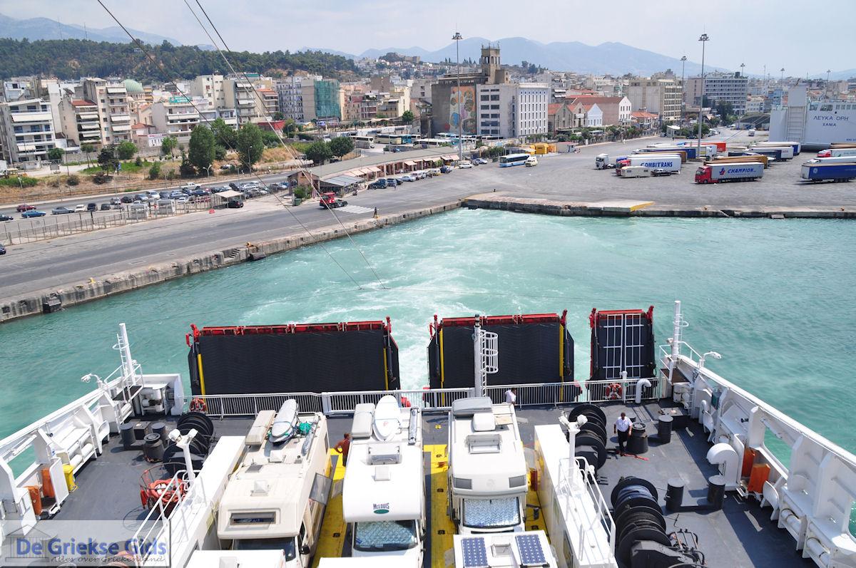 foto Aan de haven van Patras - Peloponessos - Foto 10