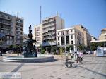 Centrale plein Patras -  Peloponessos - Foto 3 - Foto van De Griekse Gids
