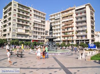 Centrale plein Patras -  Peloponessos - Foto 1 - Foto van De Griekse Gids