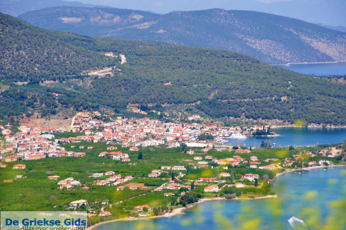 foto Bij oud Epidavros | Argolis Peloponessos | Griekenland foto 7