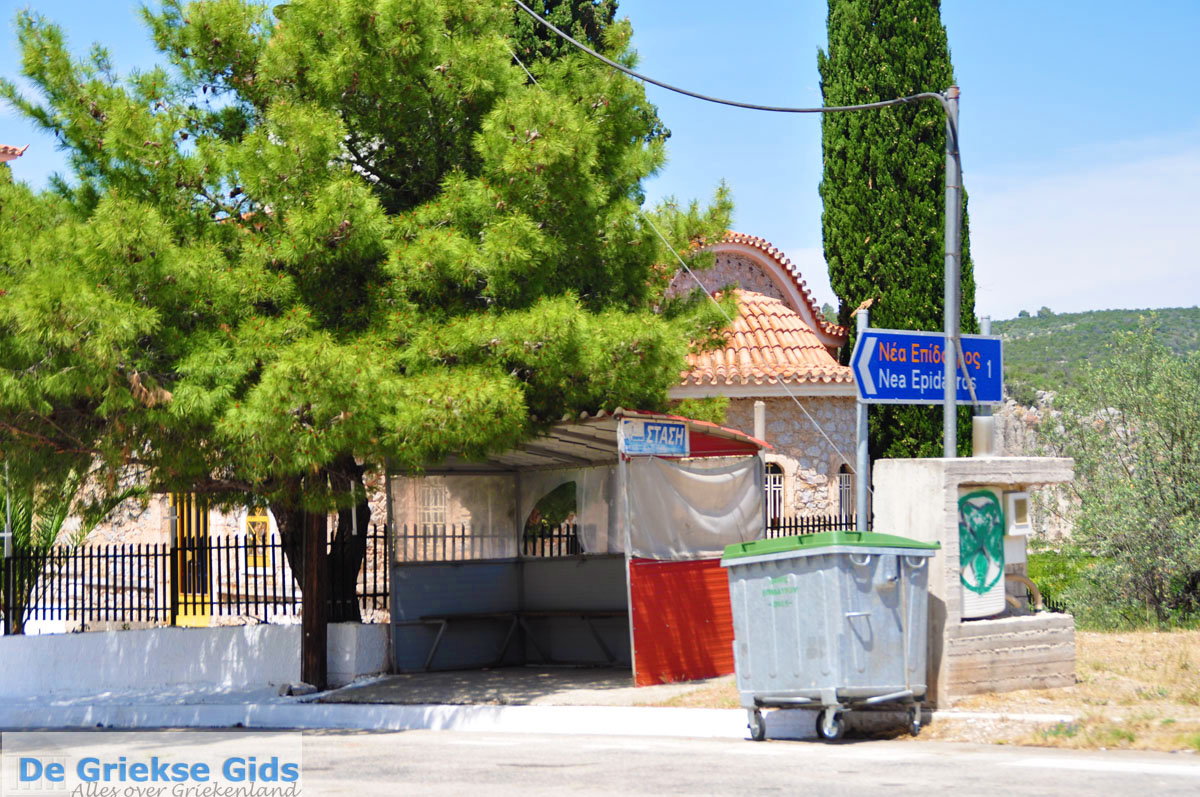 foto Bij oud Epidavros | Argolis Peloponessos | Griekenland foto 12