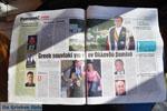 Griekse krant over Koning Willem-Alexander Kranidi | Argolis Peloponessos - Foto van De Griekse Gids