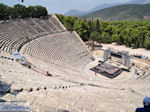 Epidavros Argolis - Peloponessos Foto 21 - Foto van De Griekse Gids