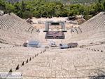 Epidavros Argolis - Peloponessos Foto 22 - Foto van De Griekse Gids