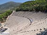 Epidavros Argolis - Peloponessos Foto 25 - Foto van De Griekse Gids